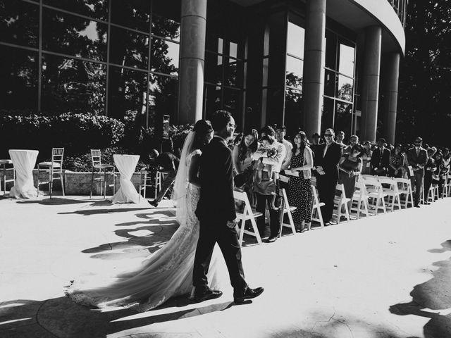 Paul and Julie's Wedding in Falls Church, Virginia 17