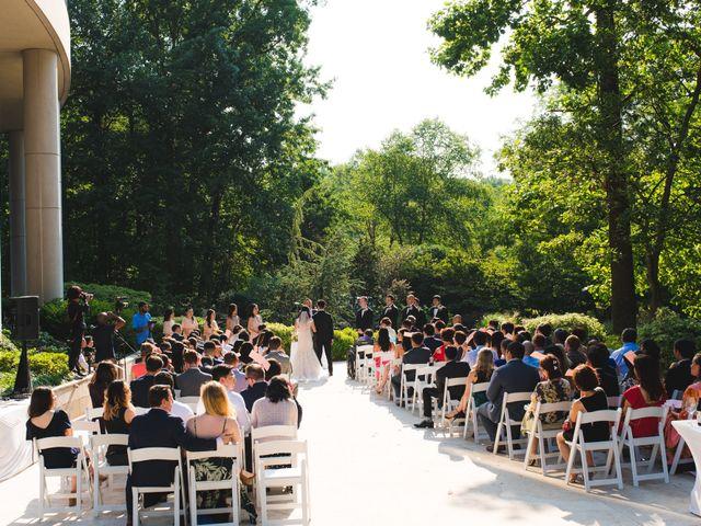 Paul and Julie's Wedding in Falls Church, Virginia 18