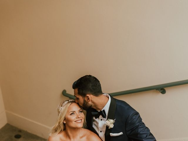 Hamed and Shaina's Wedding in Glendale, California 4
