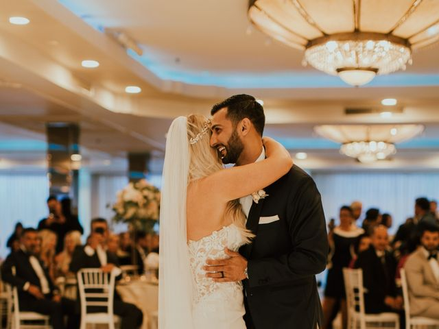 Hamed and Shaina's Wedding in Glendale, California 8