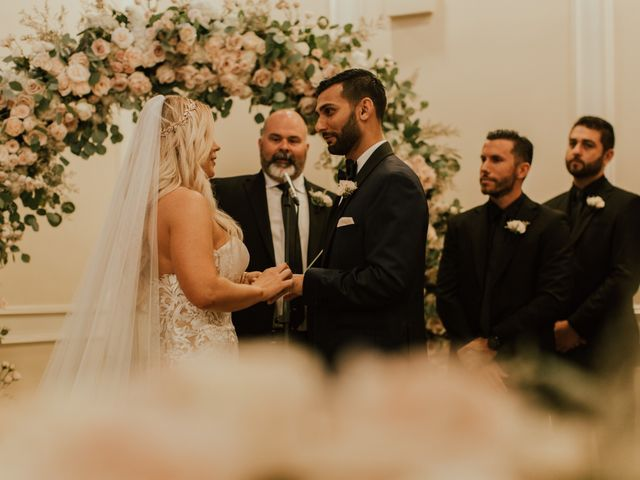 Hamed and Shaina's Wedding in Glendale, California 11
