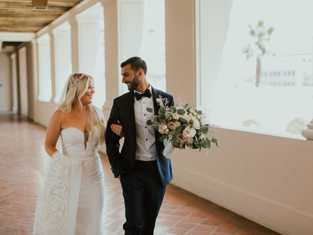 Hamed and Shaina's Wedding in Glendale, California 15