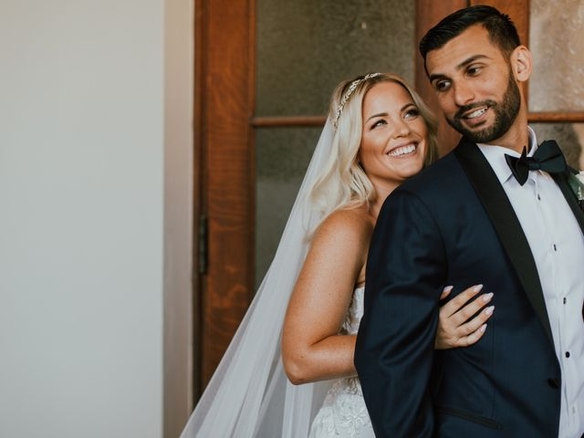 Hamed and Shaina's Wedding in Glendale, California 16