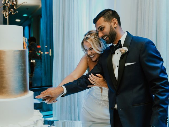 Hamed and Shaina's Wedding in Glendale, California 17