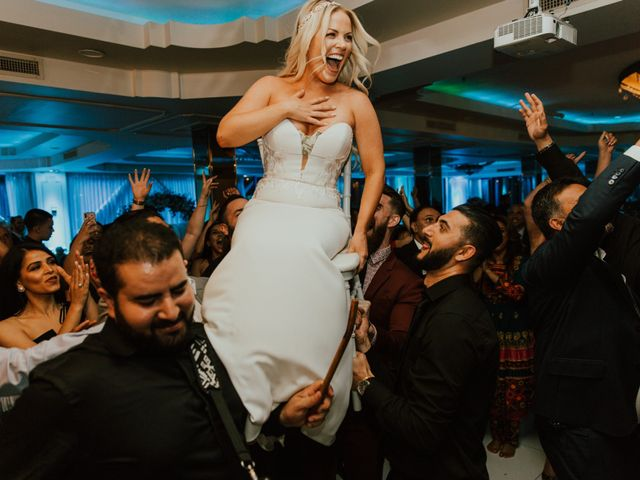 Hamed and Shaina's Wedding in Glendale, California 19