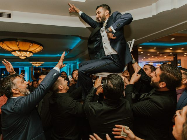 Hamed and Shaina's Wedding in Glendale, California 20