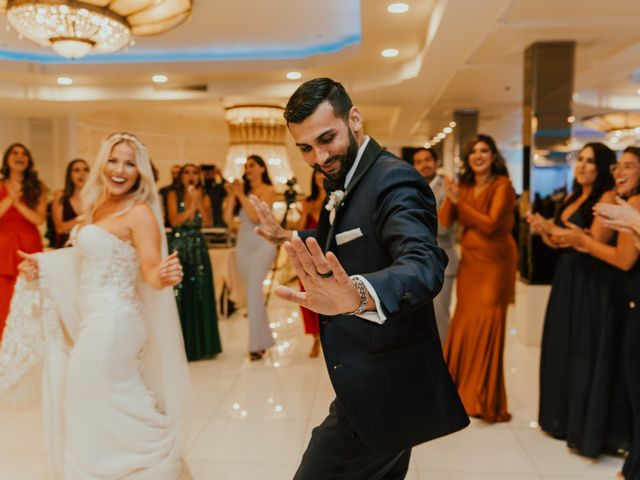 Hamed and Shaina's Wedding in Glendale, California 21