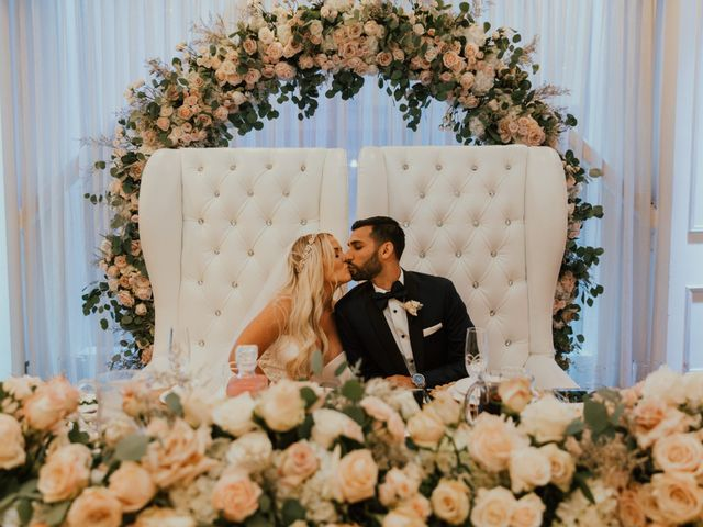 Hamed and Shaina's Wedding in Glendale, California 22