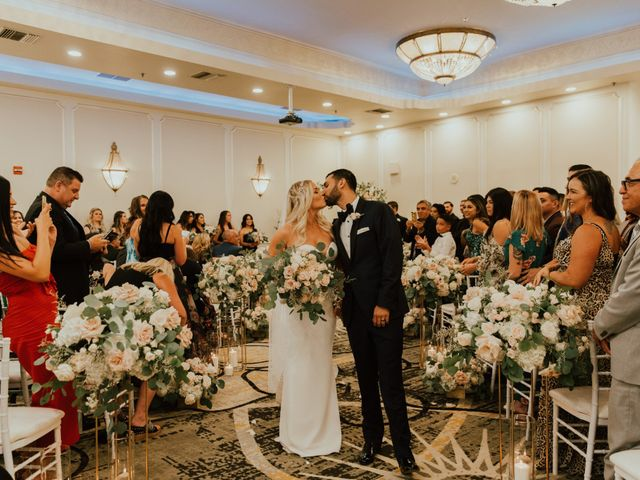 Hamed and Shaina's Wedding in Glendale, California 24
