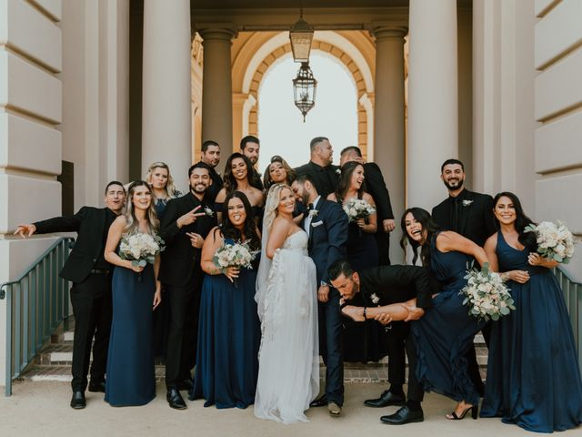 Hamed and Shaina's Wedding in Glendale, California 27