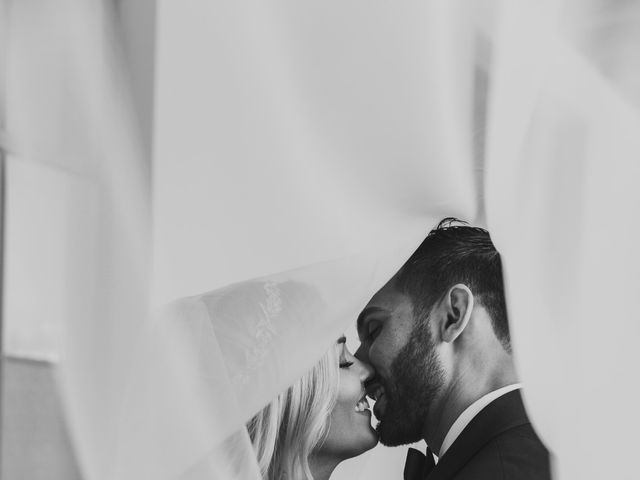 Hamed and Shaina's Wedding in Glendale, California 32