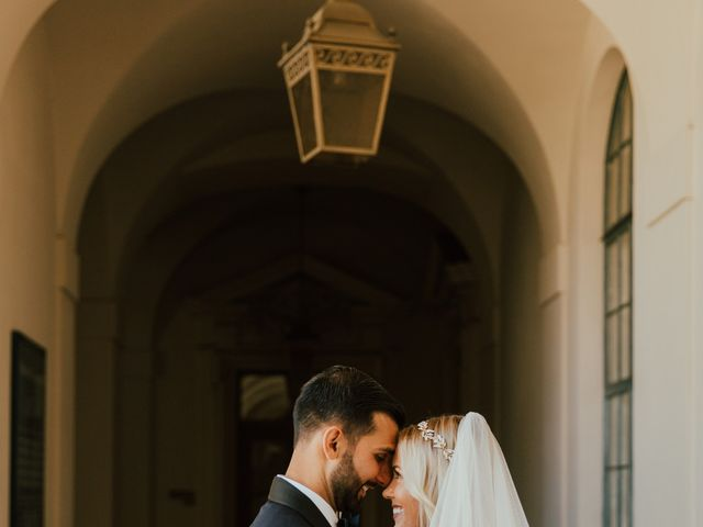 Hamed and Shaina's Wedding in Glendale, California 33