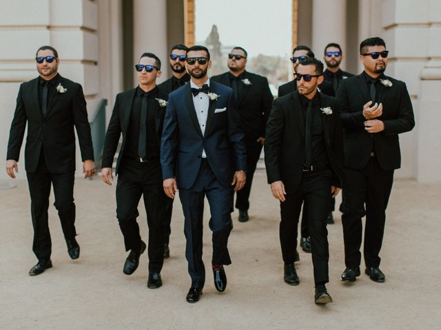 Hamed and Shaina's Wedding in Glendale, California 41