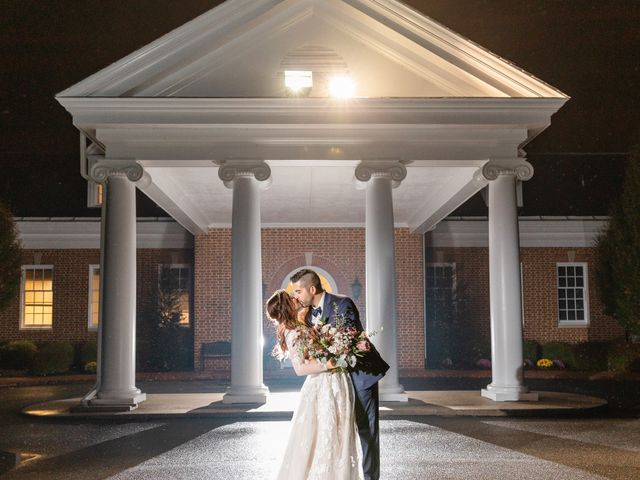Charles and Alyssa's Wedding in Ijamsville, Maryland 19