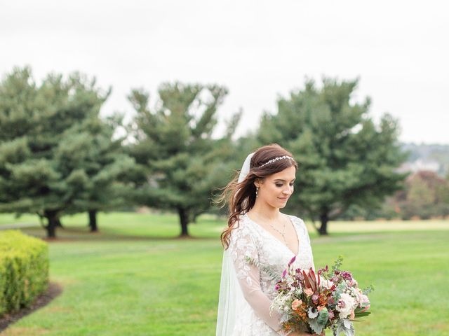 Charles and Alyssa's Wedding in Ijamsville, Maryland 26