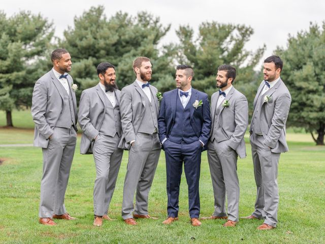 Charles and Alyssa's Wedding in Ijamsville, Maryland 33