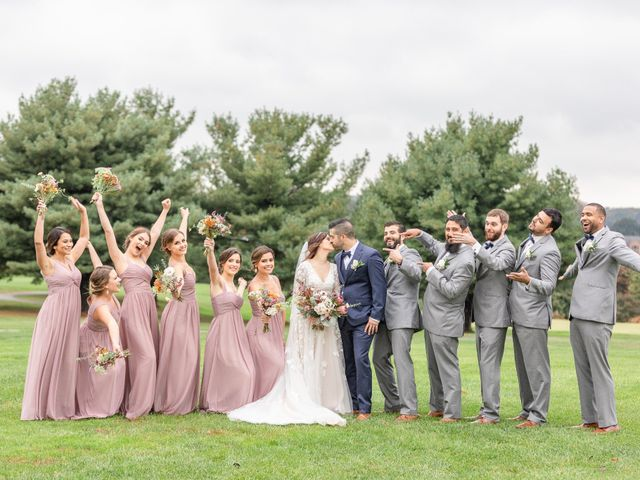 Charles and Alyssa's Wedding in Ijamsville, Maryland 35