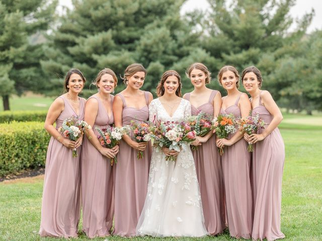 Charles and Alyssa's Wedding in Ijamsville, Maryland 37