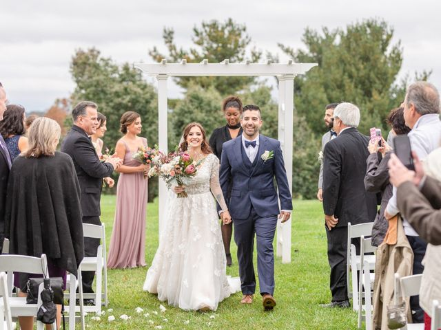 Charles and Alyssa's Wedding in Ijamsville, Maryland 39
