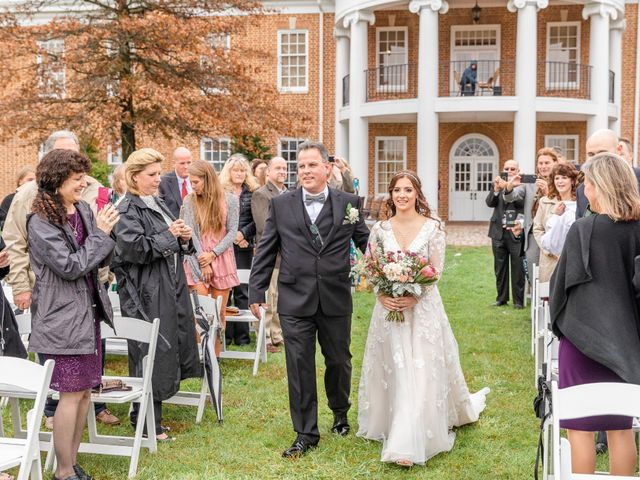 Charles and Alyssa's Wedding in Ijamsville, Maryland 43