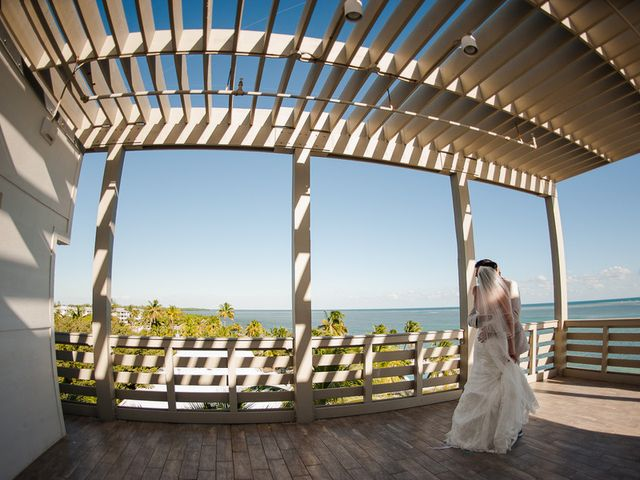 Kari and Clayton's Wedding in Islamorada, Florida 10