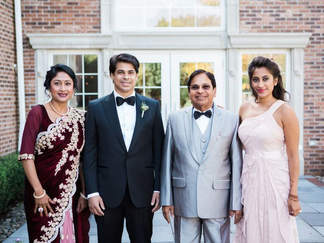 Anna and Shree's wedding in New Jersey 8