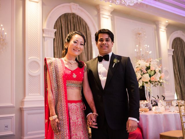 Anna and Shree's wedding in New Jersey 21