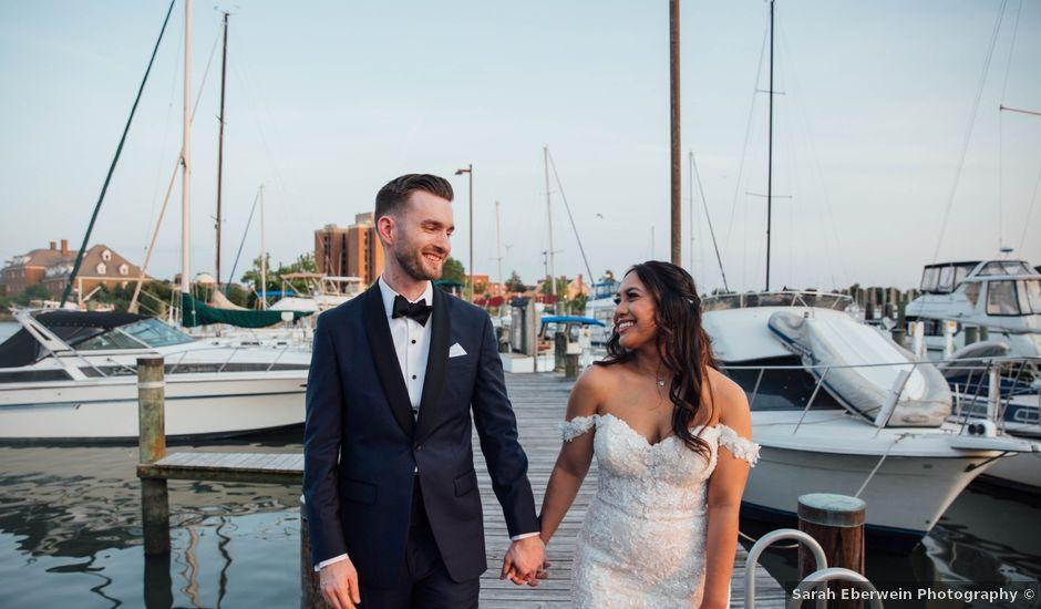 Edlene and Josh's Wedding in Hampton, Virginia