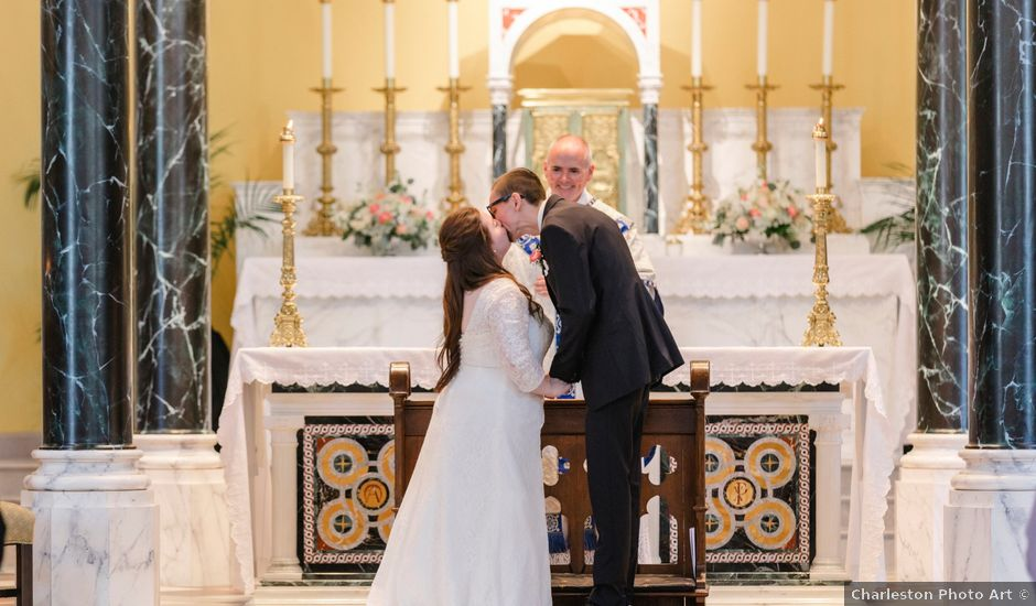 Tyler and Kaitlyn's Wedding in Charleston, South Carolina