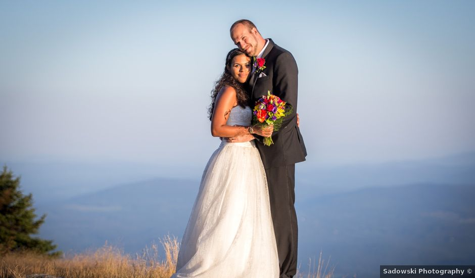 Andre and Crystal's Wedding in North Troy, Vermont
