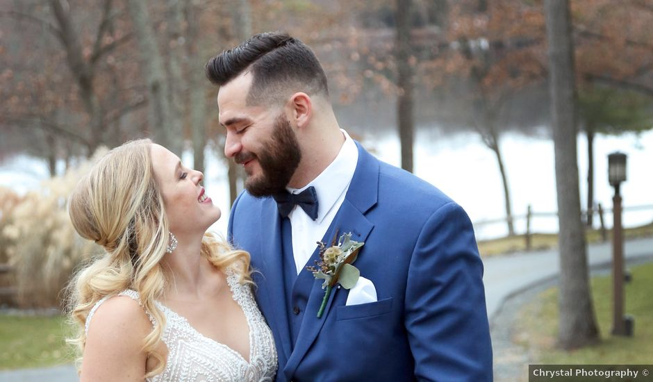 Matthew and Lauren's Wedding in Hawley, Pennsylvania
