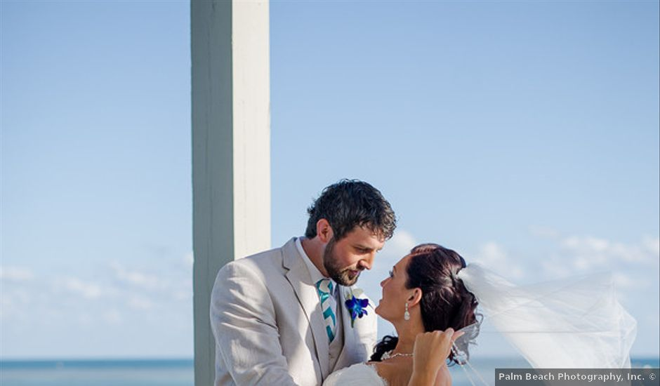 Kari and Clayton's Wedding in Islamorada, Florida