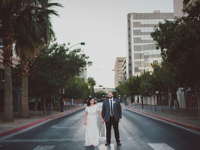 Mitzie and Jack's Wedding in North Las Vegas, Nevada 26