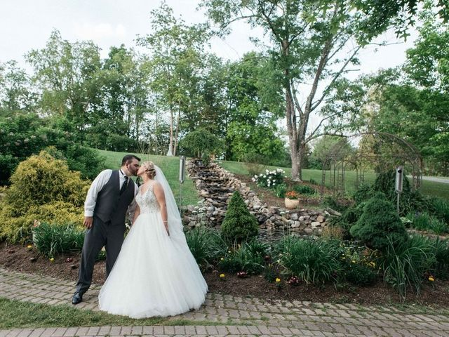 Maribeth and Craig's Wedding in Weston, West Virginia 14
