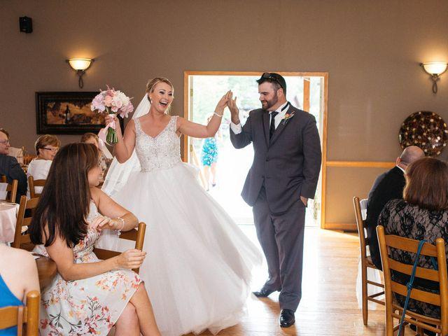 Maribeth and Craig's Wedding in Weston, West Virginia 20