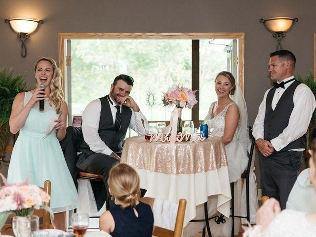 Maribeth and Craig's Wedding in Weston, West Virginia 22