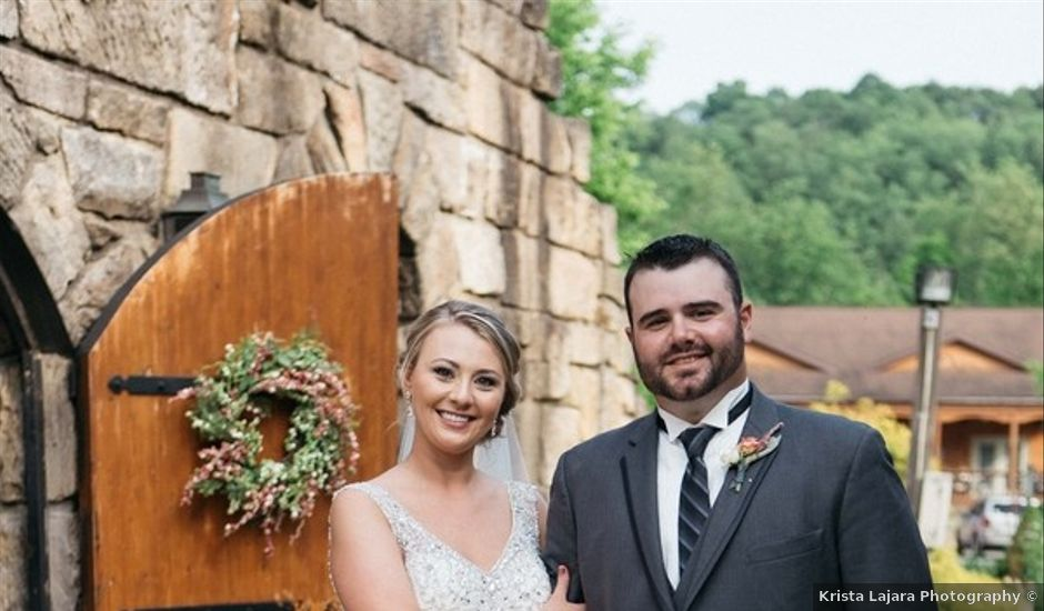 Maribeth and Craig's Wedding in Weston, West Virginia