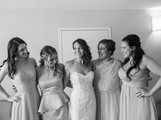 Bailey and Gena's Wedding in Lakeville, Massachusetts 3