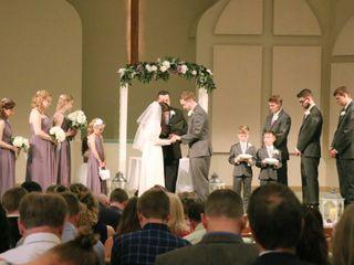 Sarah and Ben's Wedding in Shelburn, Indiana 3