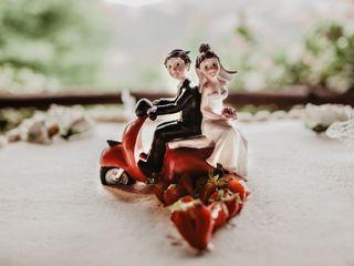 The wedding of Stefano and Franceska 3