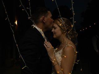 The wedding of Justine and Matt 1