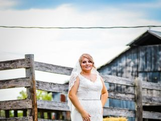 The wedding of Lisa and Wes 3