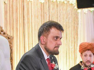 The wedding of Hannah and David 2
