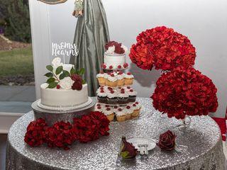 The wedding of Tarsha and Gregory 3