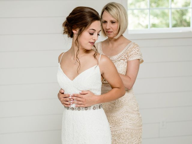 Dakota and Claire's Wedding in Dallas, Texas 10