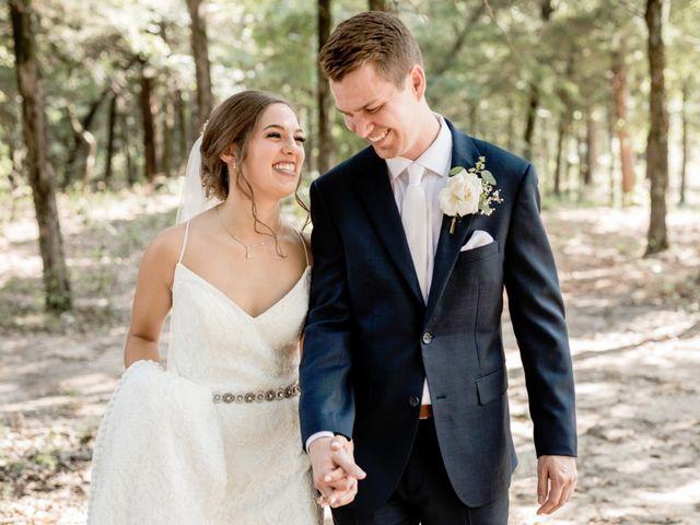 Dakota and Claire's Wedding in Dallas, Texas 29