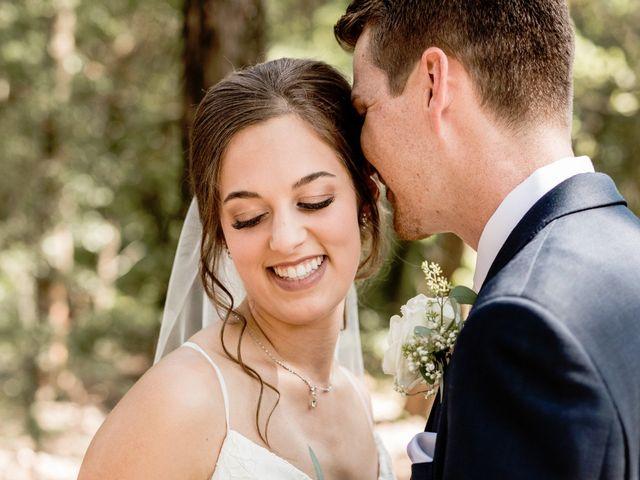 Dakota and Claire's Wedding in Dallas, Texas 34
