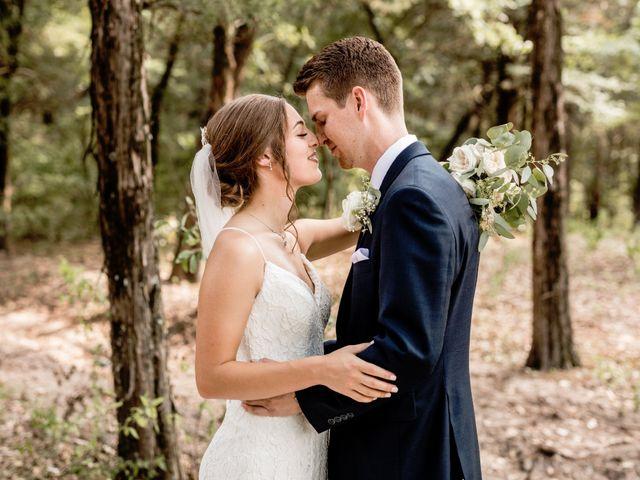 Dakota and Claire's Wedding in Dallas, Texas 35