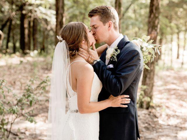 Dakota and Claire's Wedding in Dallas, Texas 37
