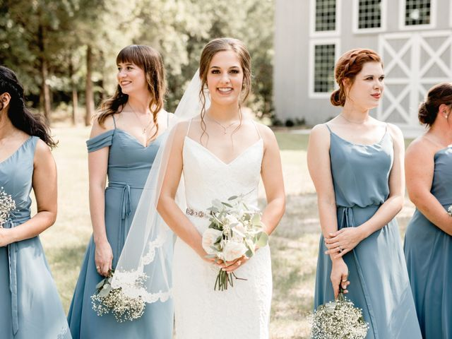 Dakota and Claire's Wedding in Dallas, Texas 65